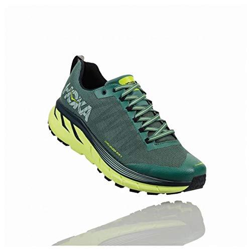 Hoka One - Zapatillas de Running para Hombre Verde Verde, Color Verde,...