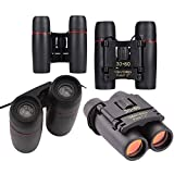 BSITFOW 30 X 60 Zoom Mini Travel Folding Day Night Vision Binoculars Telescope