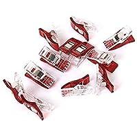 Hilai Pinzas de fijación para costura, ideal para costura, clips de acolchado