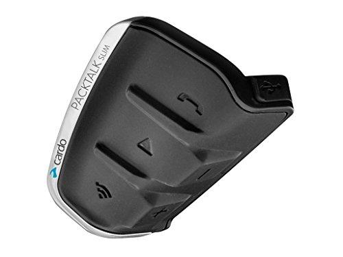 Cardo Headset Packtalk Slim Bluetooth Kommunikationsgerät (Single Set)