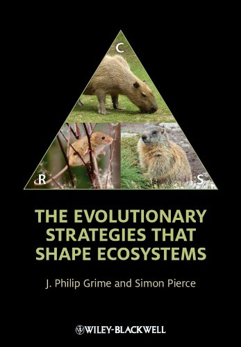 Evolutionary Strategies that Shape Ecosystems por J. Philip Grime