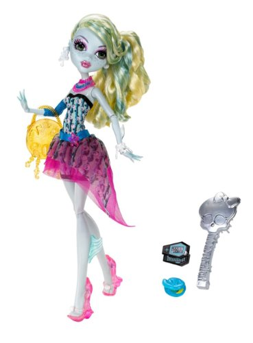 Monster High - X4530 - Puppe - Showbiz - Lagoona Blue (High Lagoona Monster)