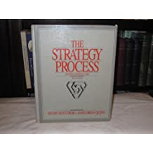 The Strategy Process: Concepts and Cases by Henry Mintzberg (1991-03-01)