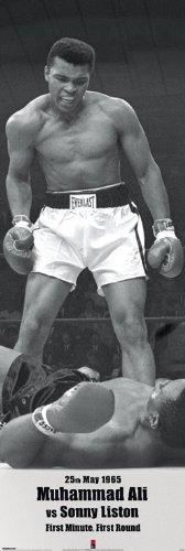 Pyramid International Muhammad Ali vistón - Póster