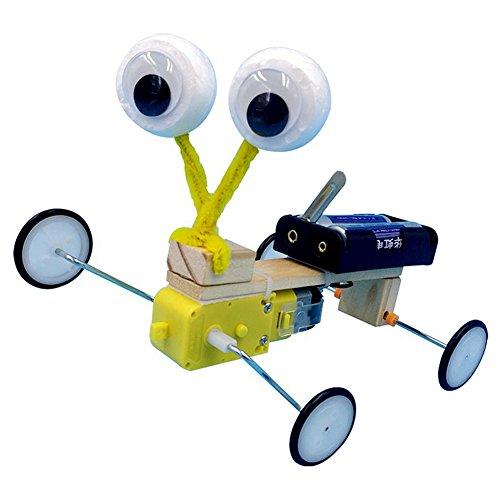 Etbotu Puzzle Spielzeug Elektrische Reptil Modell Spa? Montage Roboter Kreative Erfindung Wissenschaftliches Experiment Spielzeug P?dagogisches Geschenk
