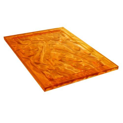Kartell 1210VA plateau dune (orange