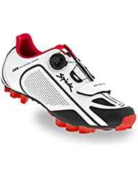 Spiuk Rocca MTB scarpe, Unisex adulto, Unisex adulto, Rocca Mtb, Giallo Av