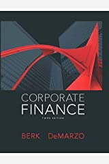 [(Corporate Finance)] [By (author) Jonathan Berk ] published on (March, 2013) Hardcover
