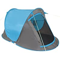 Yellowstone Waterproof Fast Pitch Unisex Outdoor Pop-Up Tent, 18