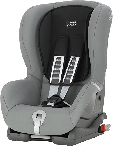 Britax Römer DUO PLUS Kindersitz, Gruppe 1 (9 – 18kg), Kollektion 2017, Steel Grey