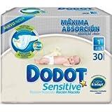 Dodot - Pañales Dodot Sensitive T1 30 uds