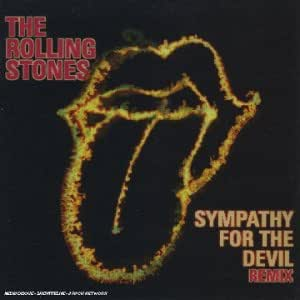 The Rolling Stones : Sympathy For The Devil [DVD Single]
