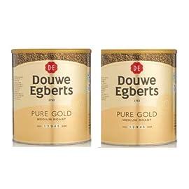 2 x 750g Douwe Egbert Pure Gold