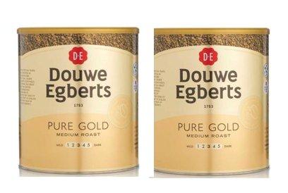 2 x 750g Douwe Egbert Pure Gold 417YF5h161L