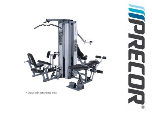 Precor Multistation S3.45 - Kraftsystem - Precor Fitnessgeräte aus der Modellserie 2013