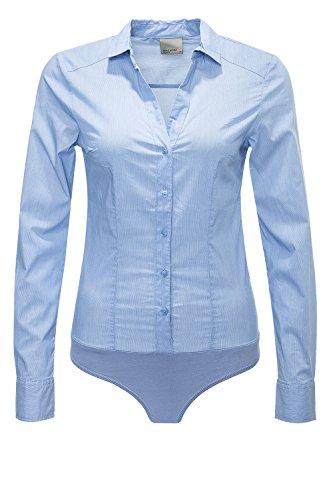 Damen Bodies Günstige (Vero Moda Damen Body-Bluse VM20010 Baby Blue)