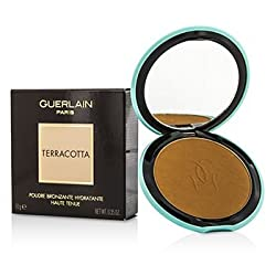 GUERLAIN Terracotta Bronzing Powder (With Silicone Case) (02 Natural Blondes)