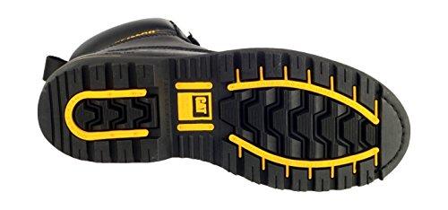 Caterpillar Holton Sb, Bottes de Sécurité Homme Noir