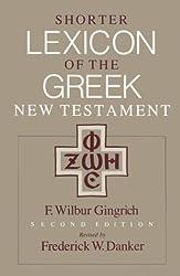 Shorter Lexicon of the Greek New Testament