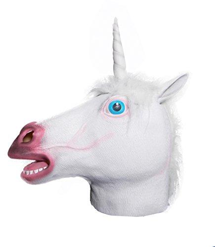 Unicorn Head Mask...