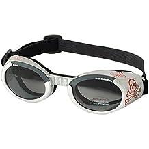 Doggles ILS Goggles Para Perro Gafas de Sol Calavera/Smoke Grandes
