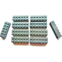Lego 3008 1 x 8 Weiß Basic Brick 10 Stück star wars LEGO Baukästen & Sets