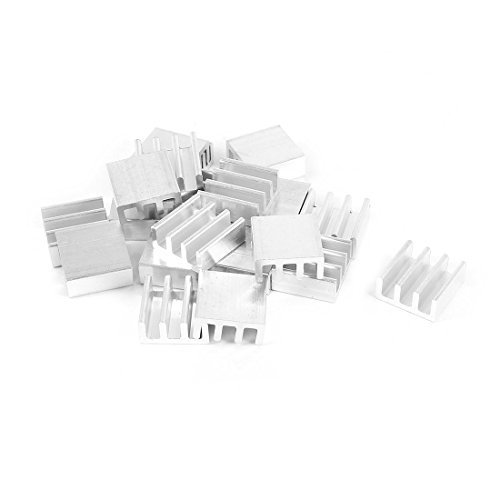 water-wood-20-pcs-aluminium-heatsink-11mm-x-11mm-x-5mm-for-memory-chipset