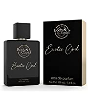 Body Cupid Exotic Oud Perfume For Men Eau De Parfum 100 ml