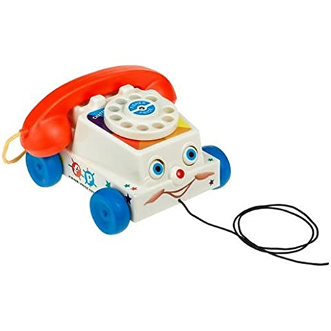 Fisher Price Classic Pull Toy: Chatter
