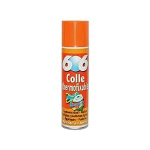 Colle thermofixable en spray Odif 606 (250 ml)