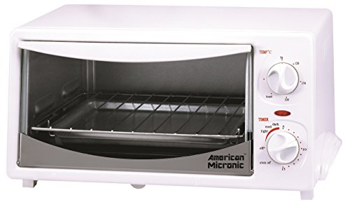 AMERICAN MICRONIC - 12 Litre Imported Oven Toaster Griller (OTG), 230V, 1300W- AMI-OTG-12LDx