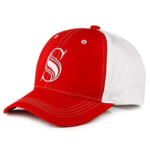 zhuzhuwen Baseball Cap Cap Damen Cap 3 verstellbar