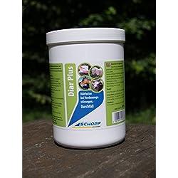Schopf 301024 Diar Plus, Ergänzungsfuttermittel bei Verdauungsstörung, 400 g Kräutermischung