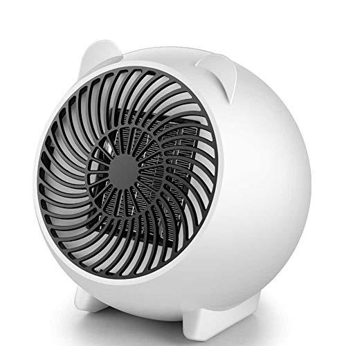 Tolyneil Mini Calentador de Mesa - Mini Calentador portátil para Ventilador de...