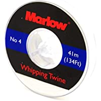 Waxed Whipping Twine (White, No 4)