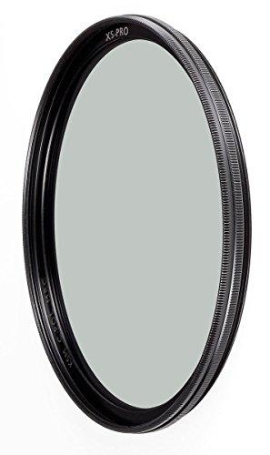 B+W Zirkularer Polarisationsfilter Käsemann (77mm, High Transmission, MRC Nano, XS-Pro, 16x vergütet, slim, Premium)
