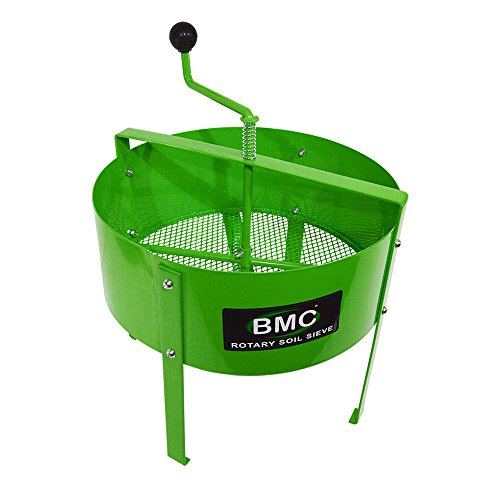 BMC Rotary Garden Soil Compost Sieve Riddle 400mm 16″