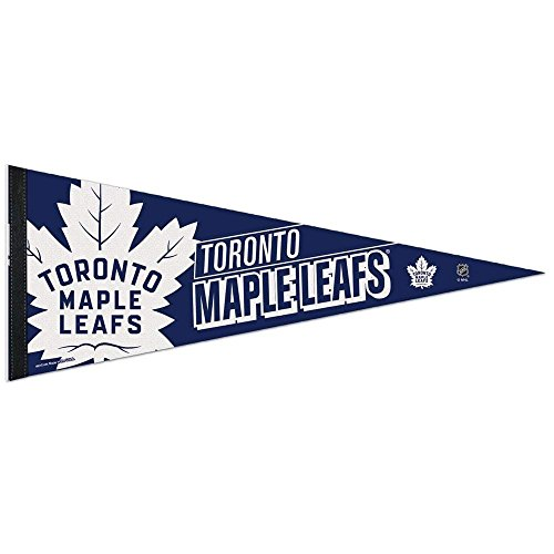 WinCraft Toronto Maple Leafs Premium NHL Wimpel