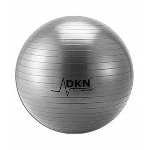 DKN - Palla da ginnastica, da 65 cm, anti-scoppio