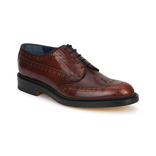 BARKER Anderson Derby-Schuhe & Richelieu Herren Braun - 41 - Derby-Schuhe (Herren Schuhe Anderson)