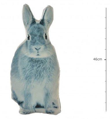 Bunny Kaninchen geformten Kissen putzigen Kissen für Rabbit lovers von '®