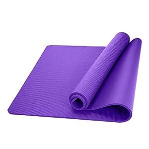 YJD Yoga Matte. 185cm X 80cm Oder 90cm, 15mm Starkes Übung Eignung-Übung, Sitze Physiotherapie Pilates kampierendes Gymnastik. GHJ
