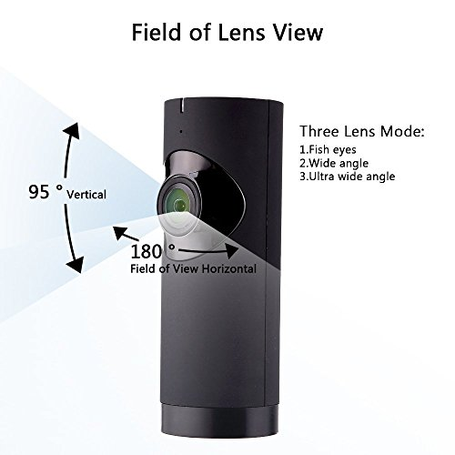 Active Night Vision HD Wifi CCTV Security Camera