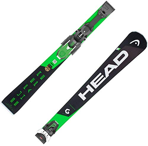 HEAD Supershape i.Magnum SW + PRD 12 GW 2018 All-Mountain Ski schwarz 163