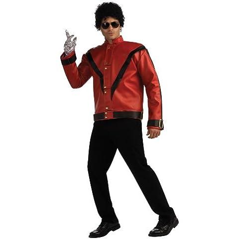 Rubbies - Disfraz de Michael Jackson para hombre, talla S (889781S)