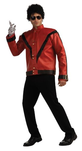 Michael Jackson?, Thriller jacket for (Jackson Michael Jacke Kostüm Thriller)