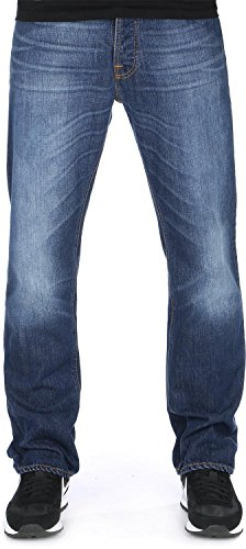 Nudie Loose Leif Jeans classic crumble