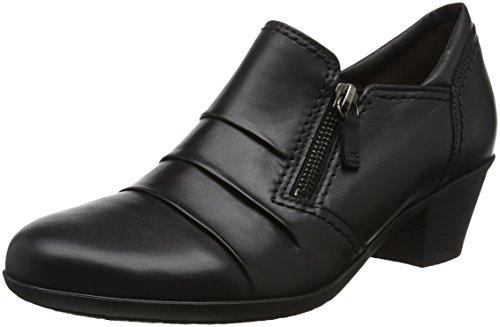 Schuhe Casual (Gabor Shoes Damen Gabor Casual Pumps, Schwarz (27 Schwarz), 41 EU)