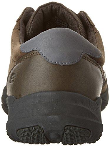Skechers Herren LarsonNerick Low-Top Grau (Charcoal)