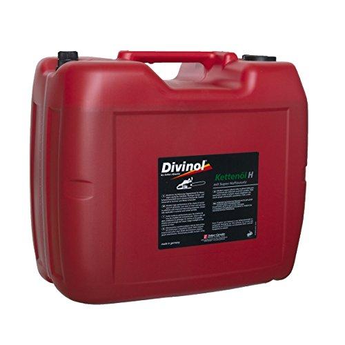 Preisvergleich Produktbild Divinol Kettenöl H 1x20 Liter Sägekettenöl Haftöl Sägekettenhaftöl